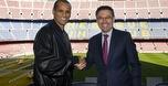 אגדה שהייתה: ריבאלדו חתם מחדש בברצלונה