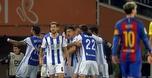 מסי, ניימאר ולואיס סוארס בהרכב ברצלונה בגביע