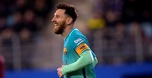 2017 מחייכת לליאו מסי: 5 שערים ב-6 משחקים