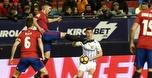12 משחקים ללא ניצחון לאוסאסונה, 1:1 עם מלאגה