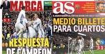 במדריד התגרו בברצלונה: התשובה של האלופים