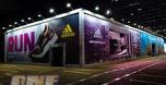 """חנות ה""""פופ אפ"""" של adidas למרתון יוצאת לדרך"""