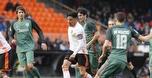 אוויר לנשימה: ולנסיה גברה 0:2 על בילבאו