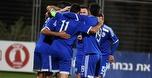 הכנה: נבחרת ישראל גברה 0:2 על הצעירה