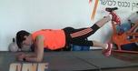 צפו בווידאו: אימון משקל גוף מלא בכל מקום