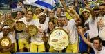 שושלת: מכבי אשדוד זכתה באליפות רביעית ברצף