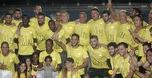 צפו בחגיגות העלייה של נתניה לליגת העל
