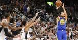 גולדן סטייט בגמר ה-NBA עם 0:12 בפלייאוף