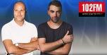 האזינו: דולב נישליס ואיציק זוהר ב-102FM