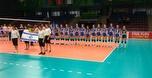 נבחרת ישראל בכדורעף נשים נכנעה לאזרבייג'אן