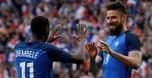 ידידות: 0:5 לצרפת על פרגוואי, שלושער לג'ירו