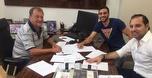 """החוזה של אחמד עאבד שודרג, ימשיך בק""""ש"""