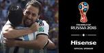 חברת Hisense תהא נותנת חסות במונדיאל 2018