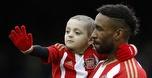 הלב נשבר: עולם הכדורגל מצדיע לבראדלי לוארי
