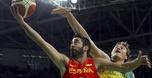 ספרד זכתה בארד, חואן קרלוס נבארו פרש
