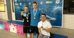 מליאר אלוף ישראל ב-100 מטרים בשחייה