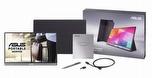ASUS משיקה מסך נייד ''15.6 הדק והקל בעולם