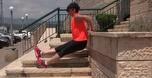 זה הזמן להעלות הילוך: אימון כוח בעזרת מדרגות