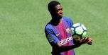 דמבלה: אחזור להתאמן בברצלונה תוך שבועיים