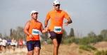 רצים ותורמים את הקילומטרים לעמותת אתגרים