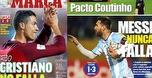 עולם הכדורגל הרוויח: רונאלדו ומסי במונדיאל