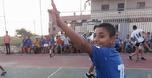 סיפורו המרגש של הילד שנורה וחזר לכדורגל