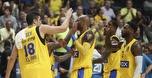 לעיני נציגי ה-NBA: הקונצרט של מכבי מול ריאל