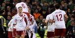 דנמרק עלתה למונדיאל עם 1:5 ענק על אירלנד