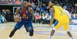 השפלה: מכבי תל אביב הובסה 89:67 בברצלונה