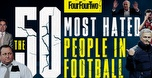 50 האנשים השנואים: מוריניו שני, מי הראשון?