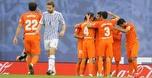 כנגד מהלך המשחק: מלאגה עם 0:2 מול סוסיאדד