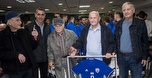 ההתאחדות לכדורגל חגגה לשייע גלזר יום הולדת 90