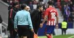 חזר בסערה: שער ואדום לקוסטה, 0:2 לאתלטיקו