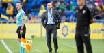 מתקפה נגד מאמן לאס פלמאס: הוא חתיכת חרא