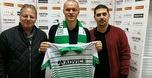 """חלוץ נבחרת ליטא דרווידאס סרנס חתם בכפ""""ס"""