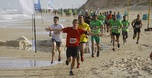 רצים על החול: שיא נרשמים במרוץ סולגאר נתניה
