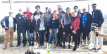 משלחת שחקני NFL ערכה ביקור מרגש בשילה