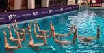מדליה היסטורית לנבחרת ישראל בשחייה אמנותית