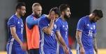 """נבחרת ישראל ירדה למקום ה-98 בדירוג פיפ""""א"""