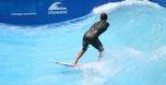 לראשונה בישראל: הושקה בריכת גלישת גלים