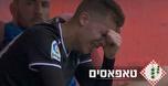 צפו: מדוע השחקן שהוחלף לא הפסיק לבכות?
