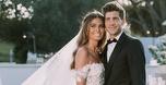 מזל טוב: סרג'י רוברטו וקורל סימנוביץ' התחתנו