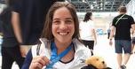 מדליית כסף לענבל פיזרו באליפות גרמניה הפתוחה