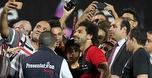 ב-15:00 מצרים נגד אורוגוואי, סלאח לא בהרכב
