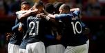 עזרה מלמעלה: צרפת גברה 1:2 על אוסטרליה