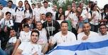 הגשים חלום: בוזגלו צפה במונדיאל עם 36ילדים
