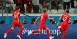 תמיד קיין: אנגליה ניצחה 1:2 דרמטי את טוניסיה