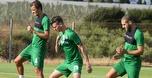 חיפה החלה להתאמן,שחר ואלאך והשחקנים שוחחו