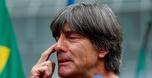 אחרי ההדחה: נבחרת גרמניה נחתה בפרנקפורט