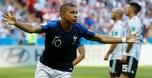 המופע של מספר 10: צרפת הדיחה את ארגנטינה